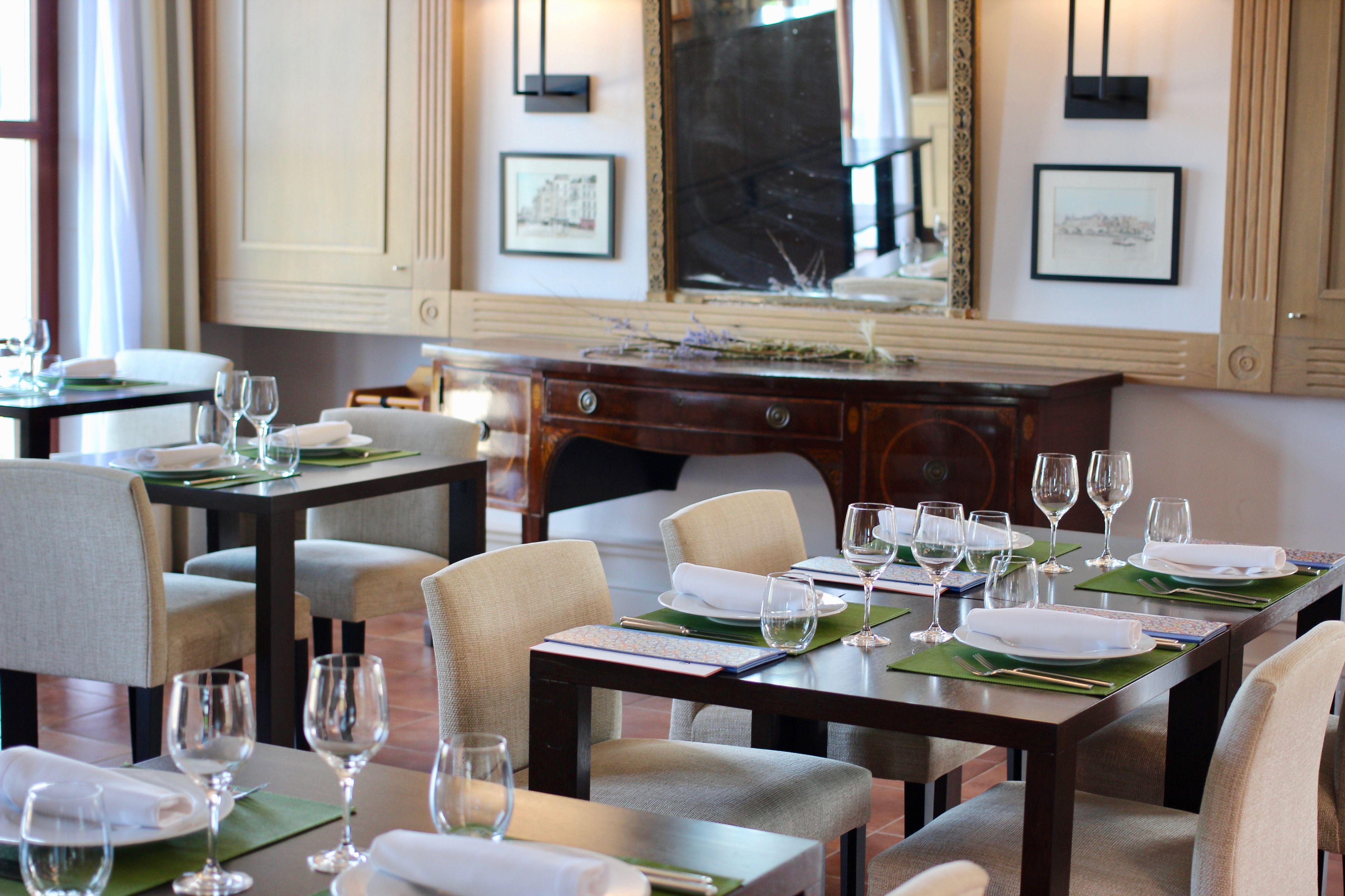 restaurant casaanamaria_girona hotel