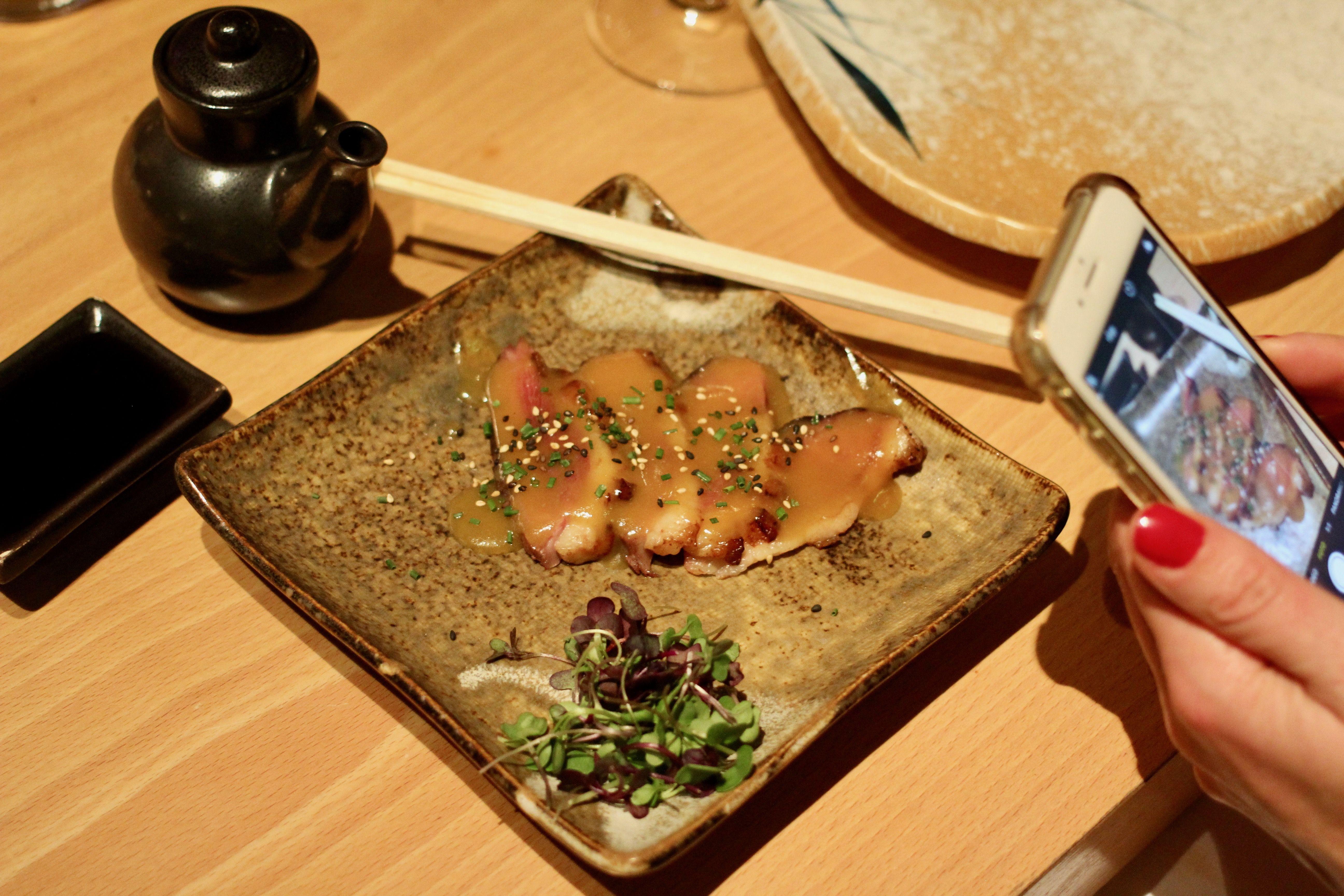 restaurante Shibui by Shiaadi barcelona