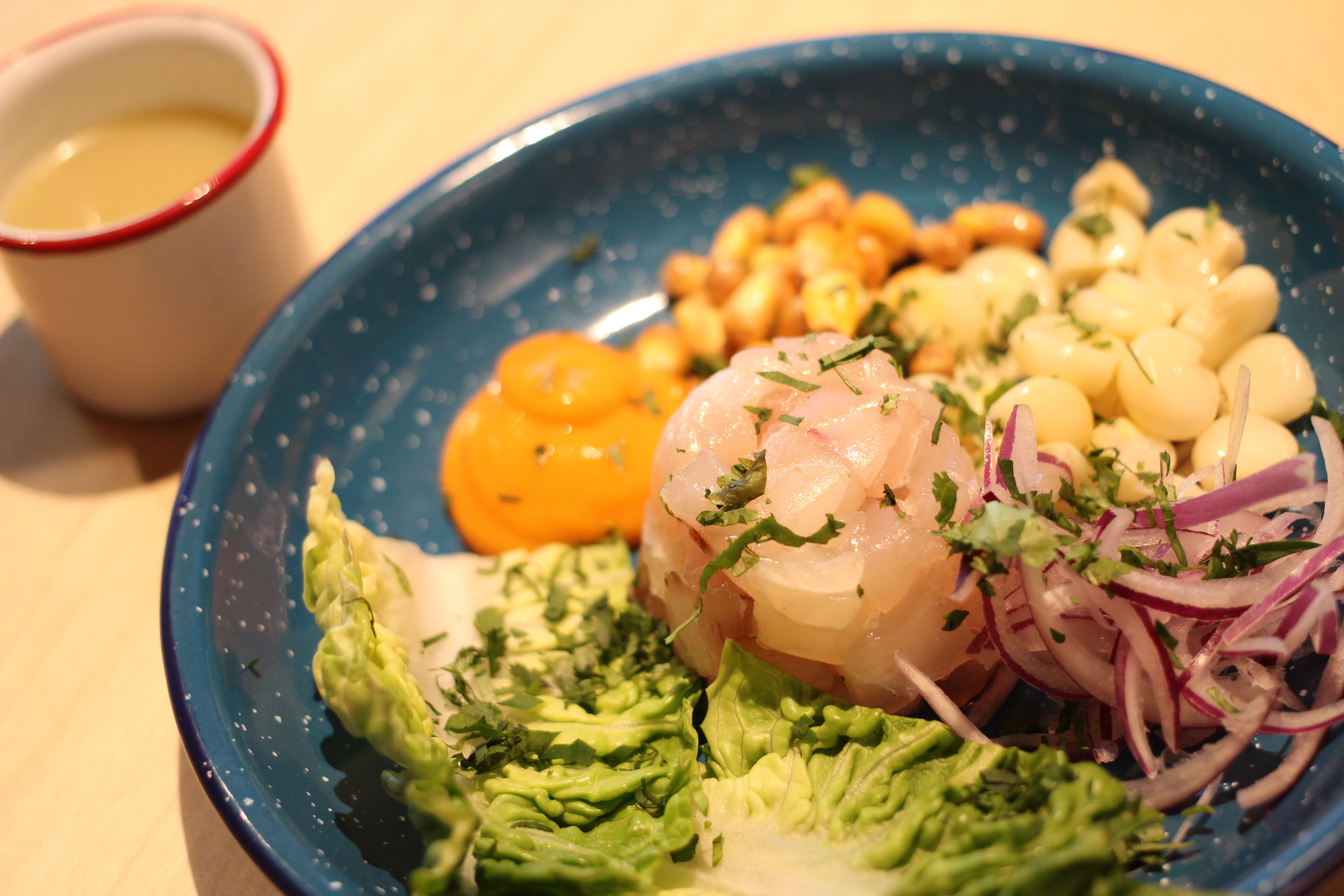 gastronomia latina Barcelona