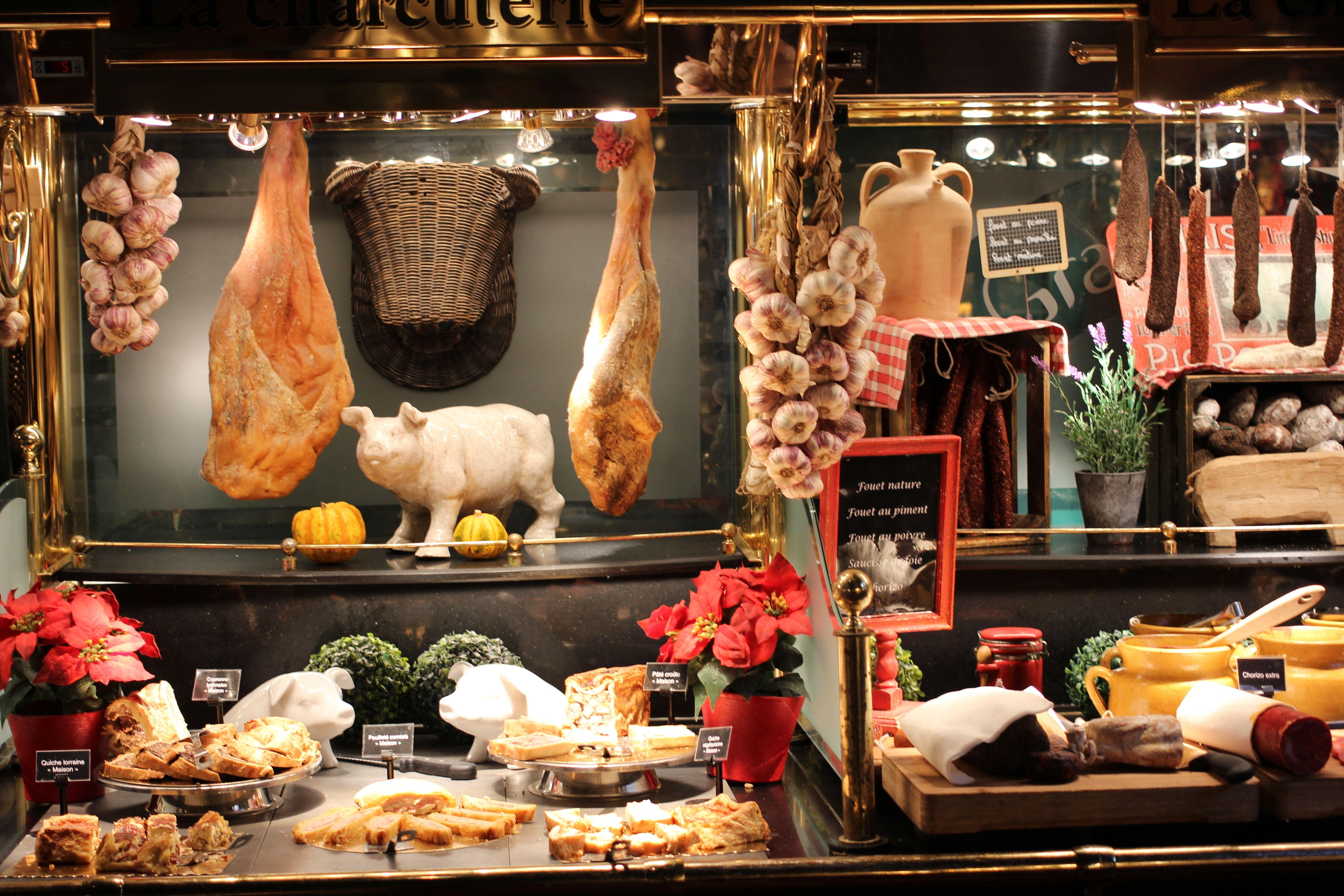 les grands buffets Francia