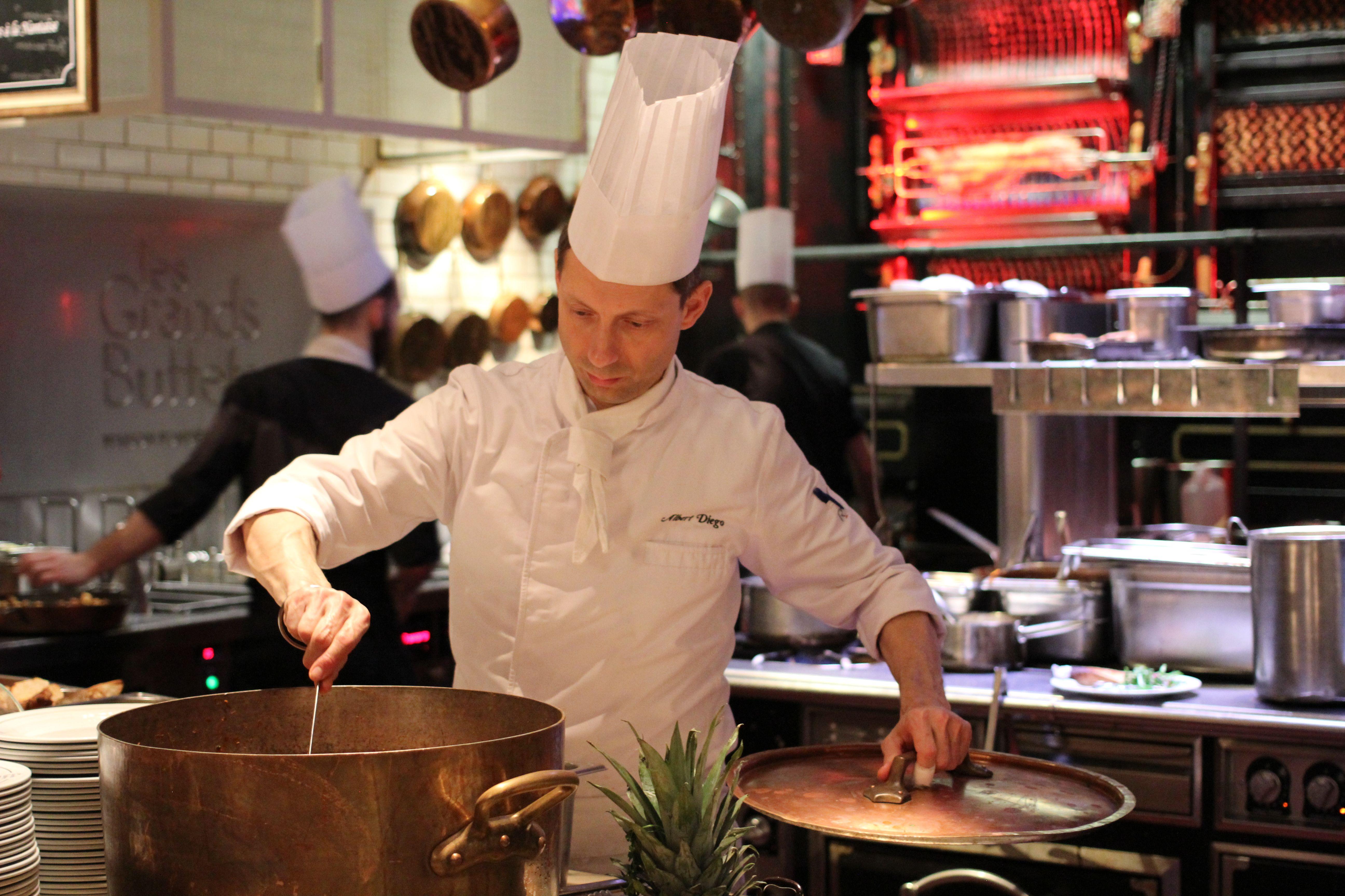 restaurante buffet Narbonne