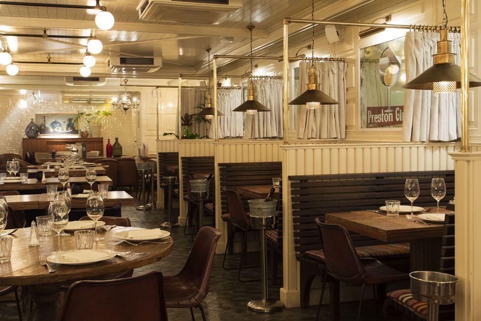 ajo blanco restaurant barcelona