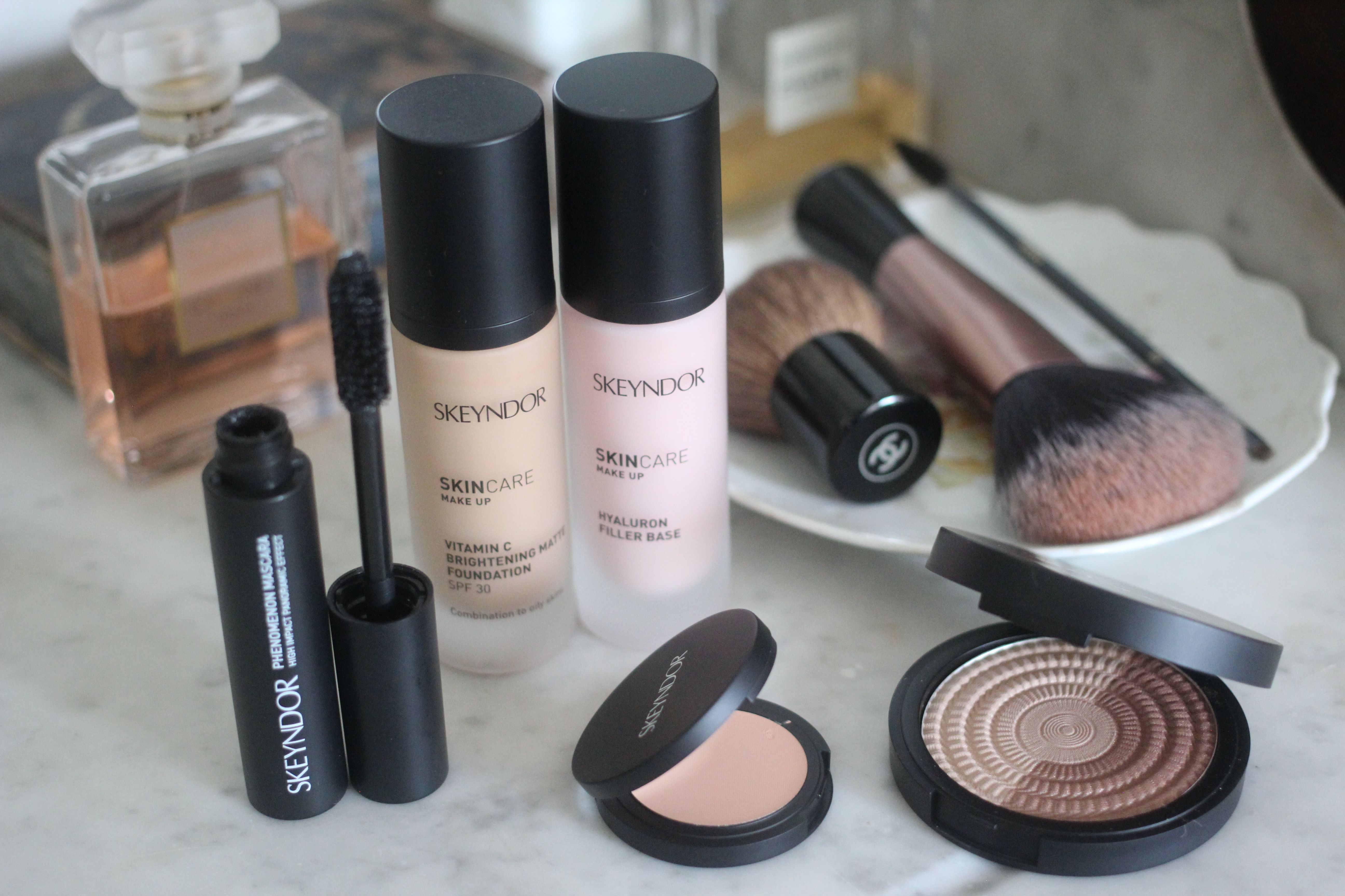 THE SKINCARE MAKE UP