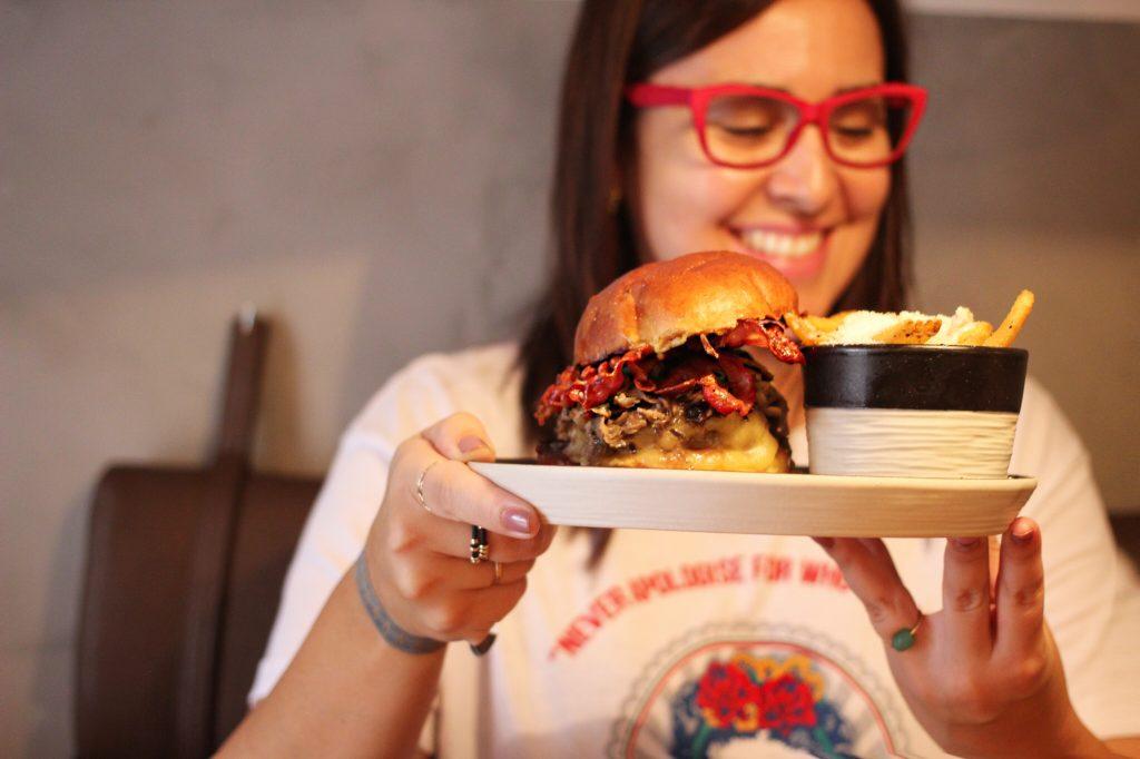 hamburgueseria la real barcelona