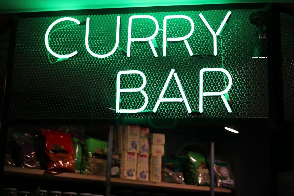 Masala73 barcelona Curry Bar