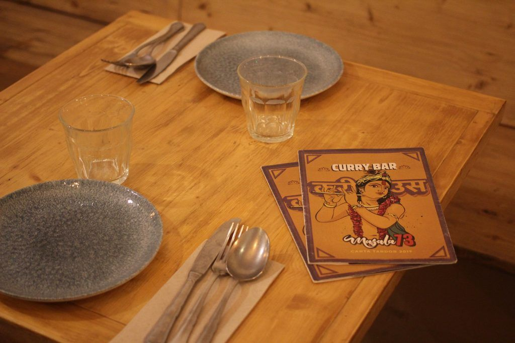 Curry Bar barcelona