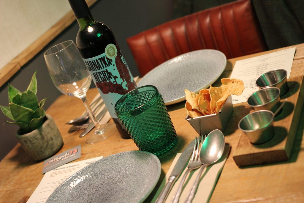 Masala73 restaurante