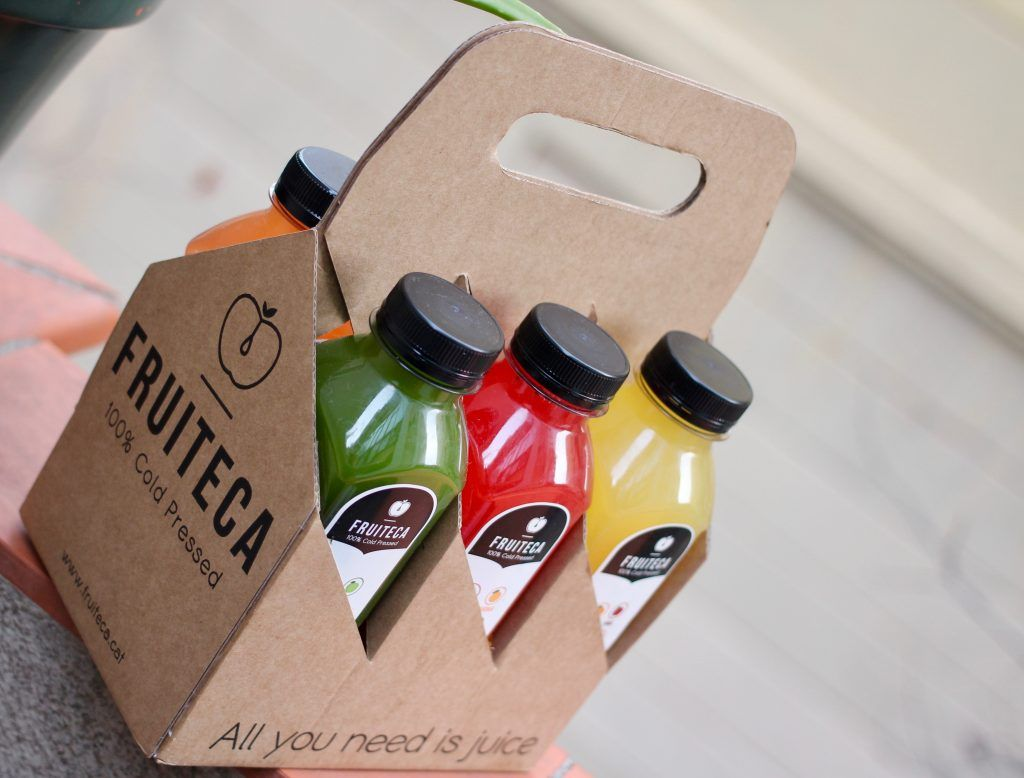 plan detox de zumos naturales