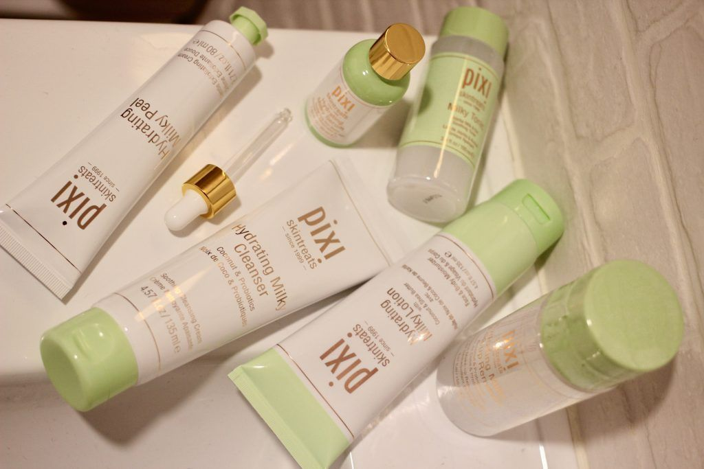 Hydrating Milky Collection PIXI