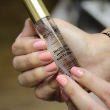 Perfume orgánico para el cabello