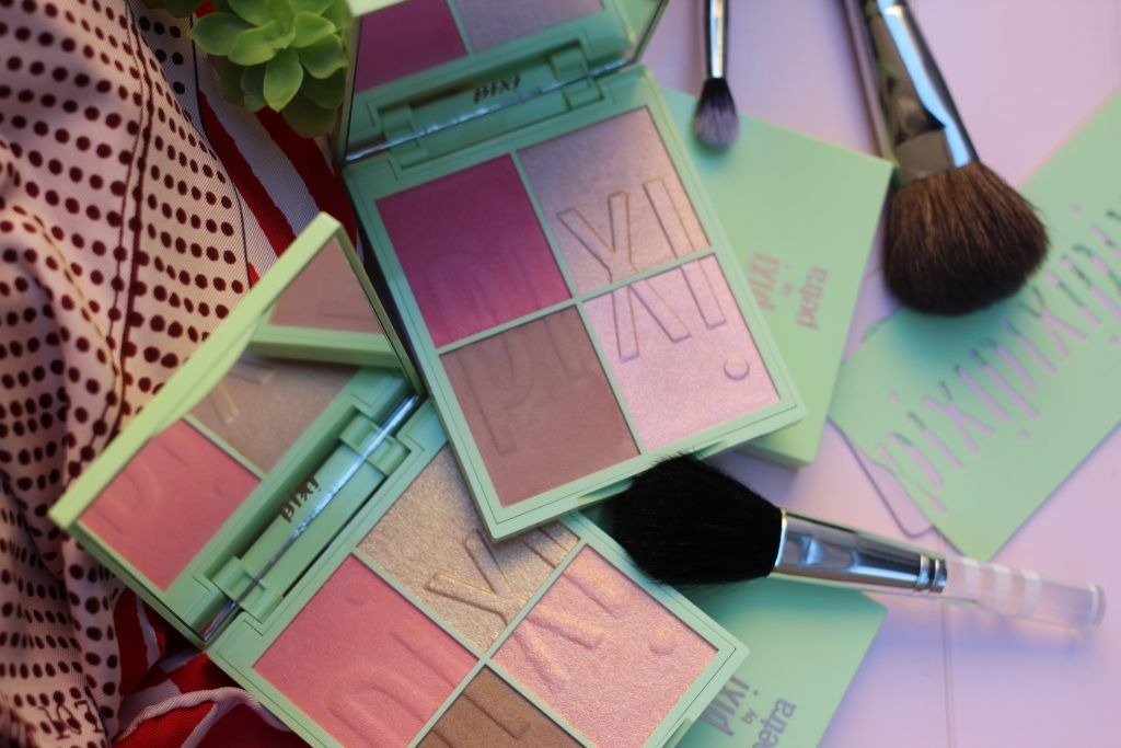 Paletas maquillaje PIXI BEAUTY
