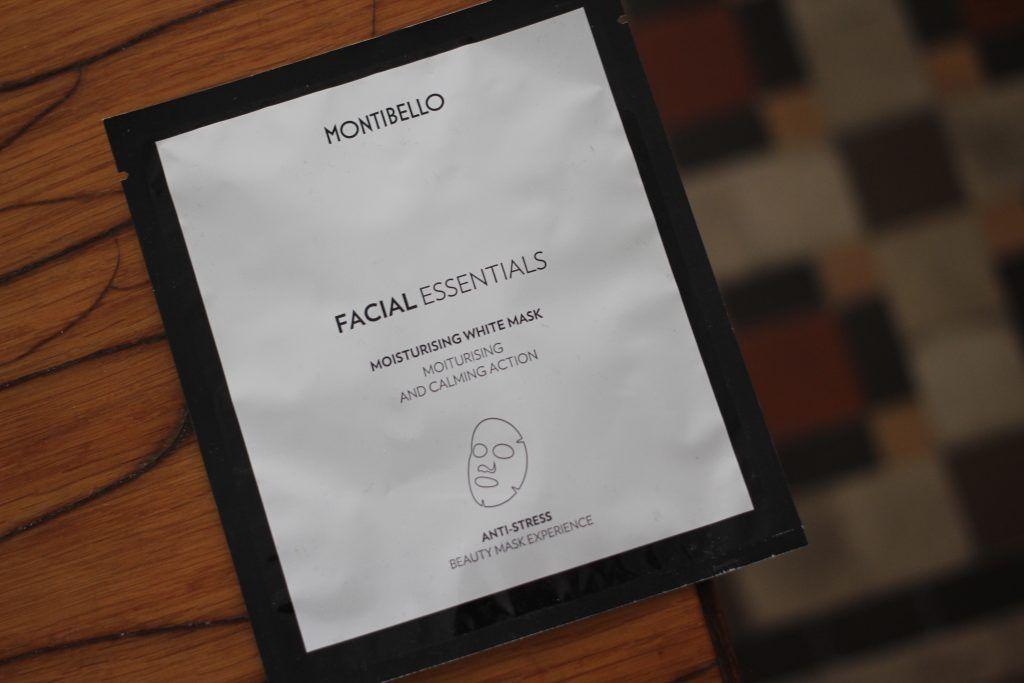 Tratamiento facial para primavera